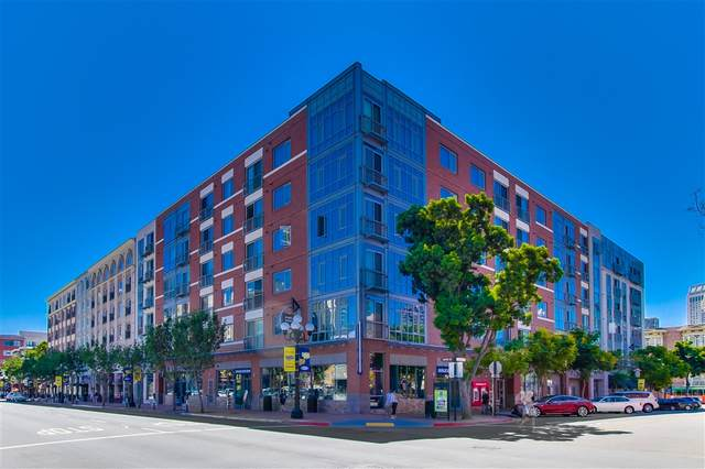 445 Island Avenue #410, San Diego, CA 92101 (#200031162) :: Neuman & Neuman Real Estate Inc.