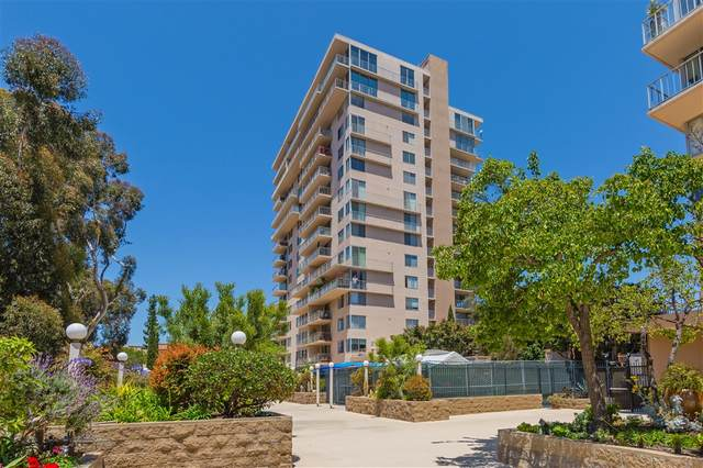 3635 7th Ave 3A, San Diego, CA 92103 (#200031167) :: Yarbrough Group