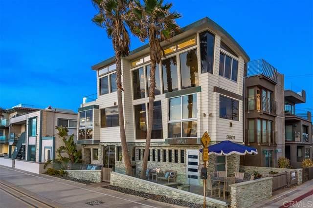 3801 Ocean Front Walk, San Diego, CA 92109 (#200031295) :: Yarbrough Group