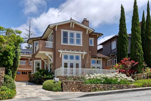 1447 Park Row, La Jolla, CA 92037 (#200031393) :: Whissel Realty