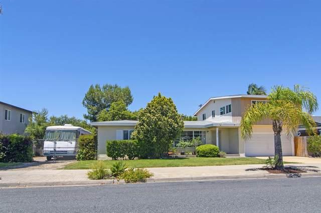 642 Murray Drive, El Cajon, CA 92020 (#200031459) :: Neuman & Neuman Real Estate Inc.