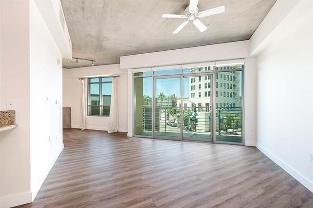 801 Ash Street #305, San Diego, CA 92101 (#200031512) :: Neuman & Neuman Real Estate Inc.