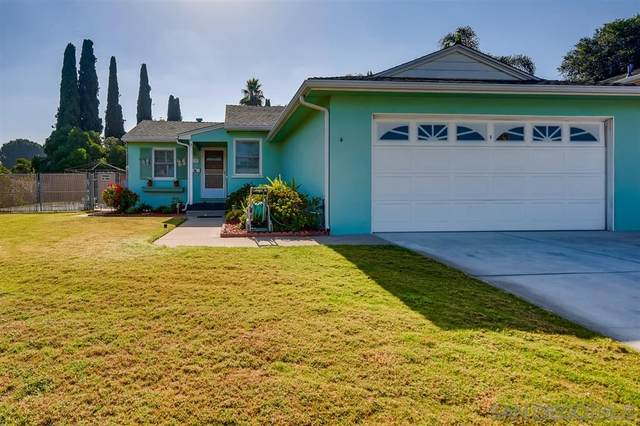 6651 Burgundy St, San Diego, CA 92120 (#200031516) :: Neuman & Neuman Real Estate Inc.