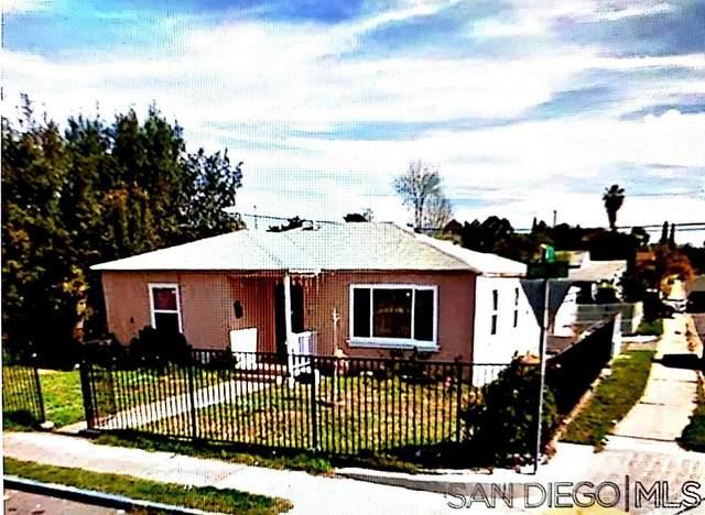 805 41st Street, San Diego, CA 92102 (#200031564) :: Dannecker & Associates