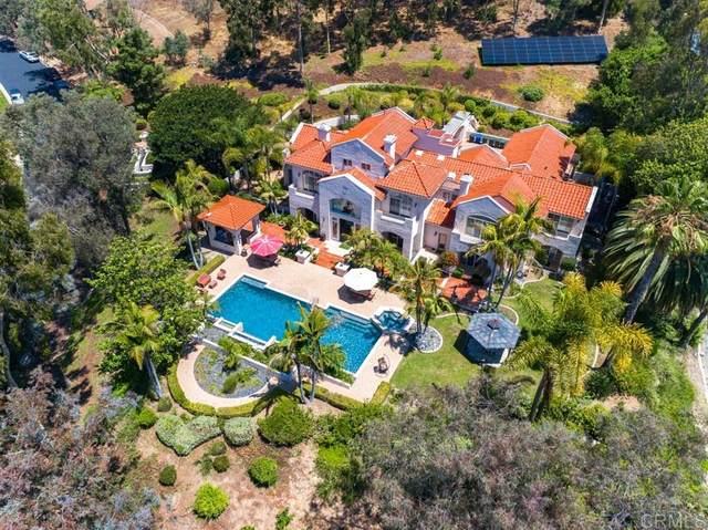 6756 Calle Del Cruce, Rancho Santa Fe, CA 92067 (#200031633) :: Neuman & Neuman Real Estate Inc.