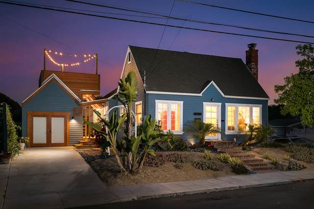 3305 Cedar St, San Diego, CA 92102 (#200031761) :: Dannecker & Associates