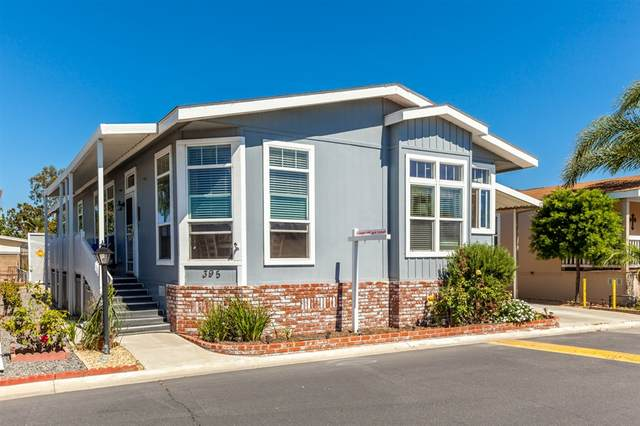 200 N El Camino Real 395 #395, Oceanside, CA 92058 (#200031779) :: Compass