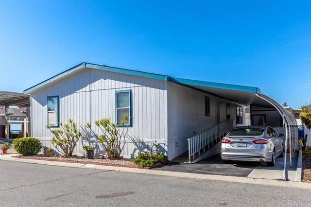200 N El Camino Real #190, Oceanside, CA 92058 (#200031783) :: Compass