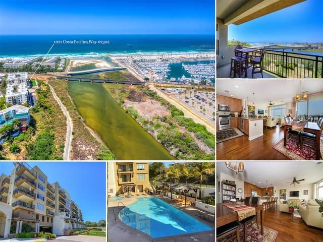 1021 Costa Pacifica Way #2302, Oceanside, CA 92054 (#200031869) :: Neuman & Neuman Real Estate Inc.