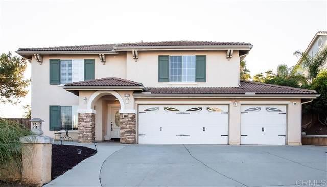772 Hillsboro Way, San Marcos, CA 92069 (#200032064) :: Zember Realty Group