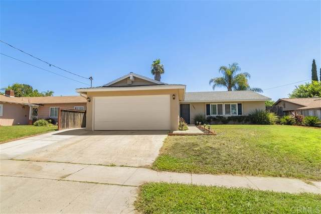 1350 Taft St, Escondido, CA 92026 (#200032083) :: Zember Realty Group