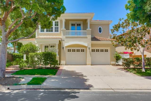 584 Paloma Ct, Encinitas, CA 92024 (#200032098) :: Zember Realty Group