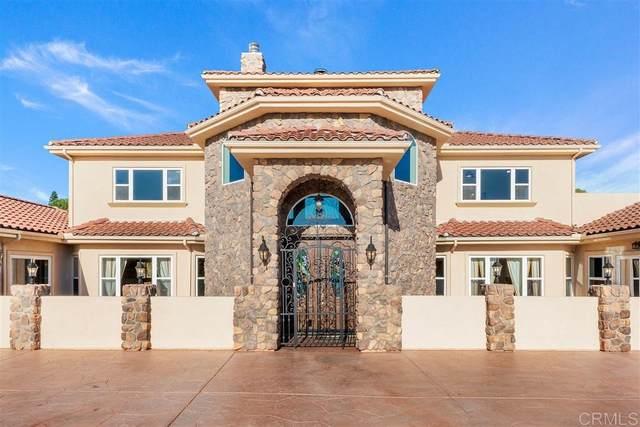 413 Bonita Valle, Fallbrook, CA 92028 (#200032331) :: Neuman & Neuman Real Estate Inc.