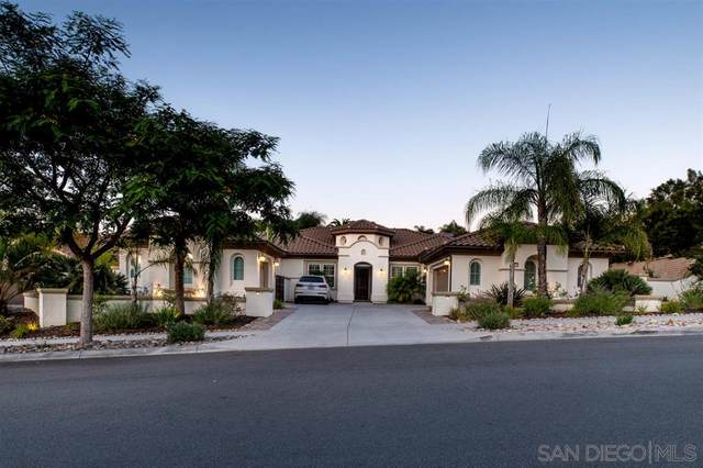 11509 Big Canyon Lane, San Diego, CA 92131 (#200032471) :: Whissel Realty