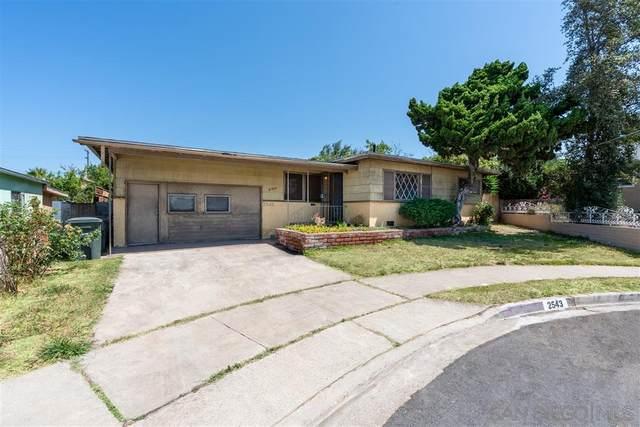 2543 Beta St, National City, CA 91950 (#200032513) :: Neuman & Neuman Real Estate Inc.