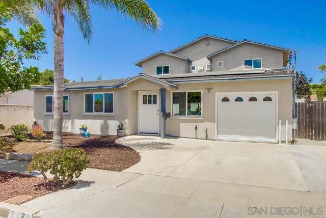 3024 Idlewild Way, San Diego, CA 92117 (#200032841) :: The Stein Group