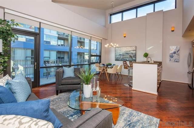 350 11th Avenue #1124, San Diego, CA 92101 (#200032851) :: Dannecker & Associates