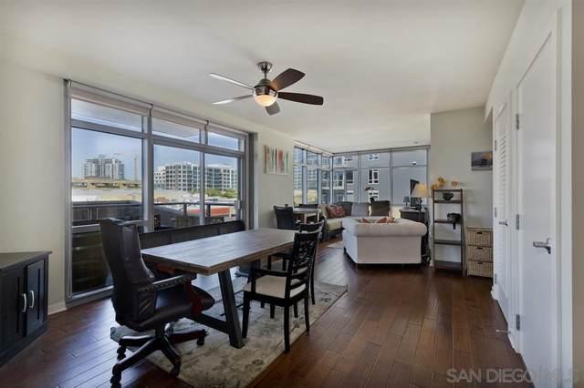800 The Mark Ln #405, San Diego, CA 92101 (#200032853) :: Dannecker & Associates