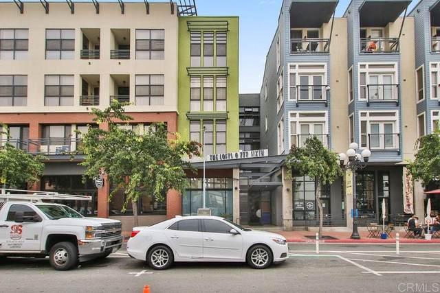 777 6Th Ave #433, San Diego, CA 92101 (#200032963) :: Neuman & Neuman Real Estate Inc.