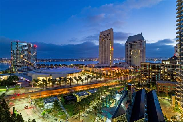 510 1st Ave #1605, San Diego, CA 92101 (#200033042) :: Dannecker & Associates