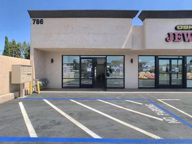 786 E. Washington Ave, El Cajon, CA 92020 (#200033045) :: Neuman & Neuman Real Estate Inc.