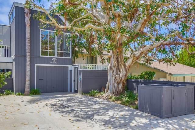 743 Bonair Way A, La Jolla, CA 92037 (#200033152) :: Tony J. Molina Real Estate