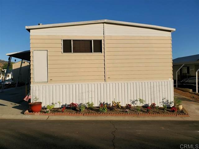9395 Harritt Rd #277, Lakeside, CA 92040 (#200033379) :: Tony J. Molina Real Estate