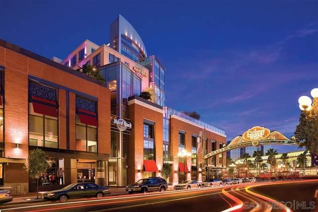 207 5Th Ave #1010, San Diego, CA 92101 (#200033875) :: Neuman & Neuman Real Estate Inc.