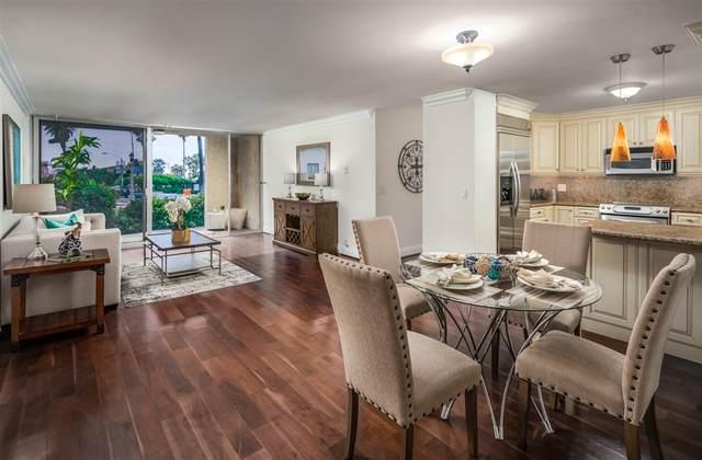 7811 Eads Ave #112, La Jolla, CA 92037 (#200034055) :: Tony J. Molina Real Estate
