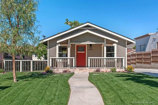 4744-46 Del Monte Ave, San Diego, CA 92107 (#200034067) :: The Stein Group