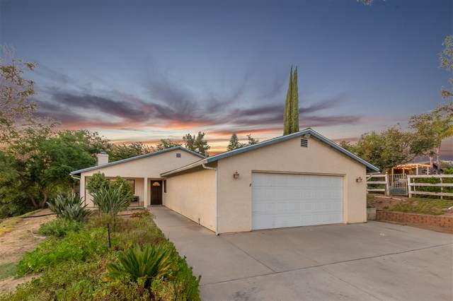 13826 Shady Creek Rd, Valley Center, CA 92082 (#200034971) :: Whissel Realty