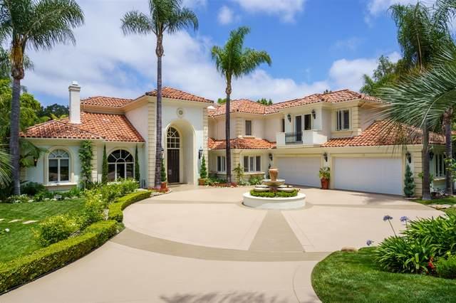 17138 Calle Serena, Rancho Santa Fe, CA 92067 (#200035098) :: Whissel Realty