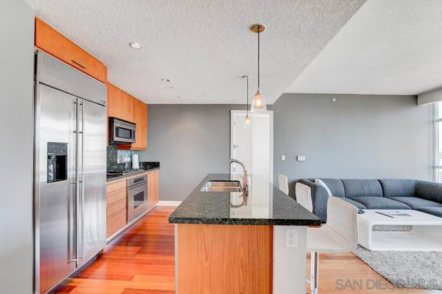 1199 Pacific Hwy #3103, San Diego, CA 92101 (#200035168) :: Compass
