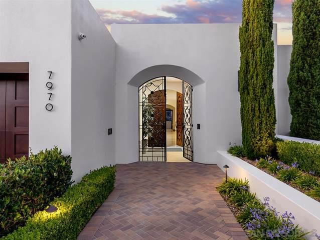 7970 Roseland Dr, La Jolla, CA 92037 (#200035201) :: Neuman & Neuman Real Estate Inc.