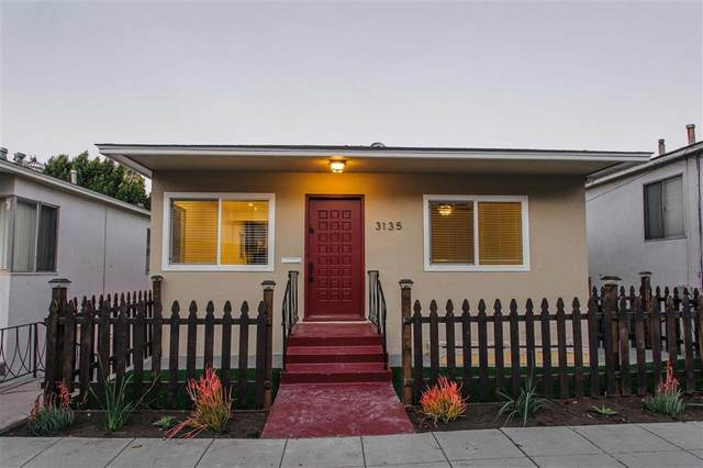 3135 Boundary Street, San Diego, CA 92104 (#200035381) :: Whissel Realty