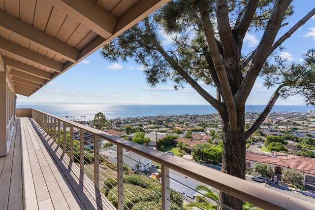 1028 Muirlands Dr., La Jolla, CA 92037 (#200035469) :: Neuman & Neuman Real Estate Inc.