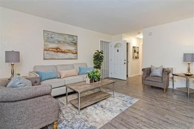 1621 Pentecost Way #6, San Diego, CA 92105 (#200035497) :: Neuman & Neuman Real Estate Inc.