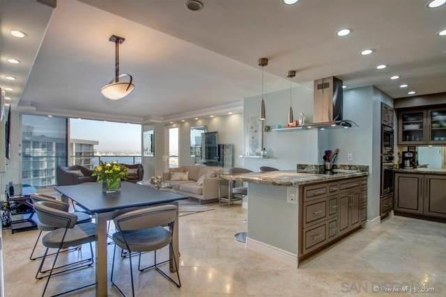 1830 Avenida Del Mundo #1701, Coronado, CA 92118 (#200035507) :: Allison James Estates and Homes
