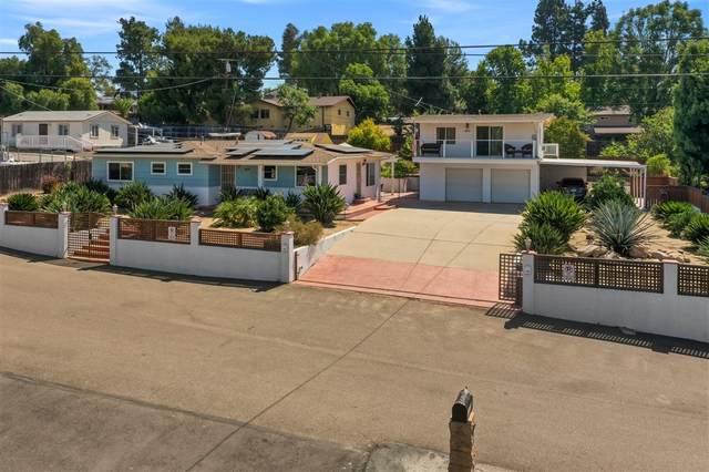1833-1835 Orange Vista Ln, El Cajon, CA 92021 (#200036020) :: Neuman & Neuman Real Estate Inc.