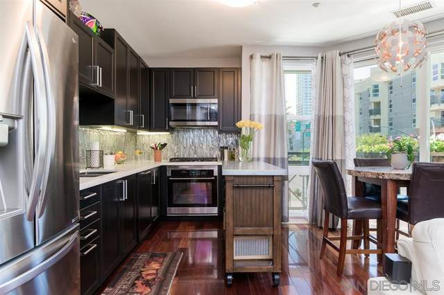 525 11th Ave #1304, San Diego, CA 92101 (#200036046) :: COMPASS