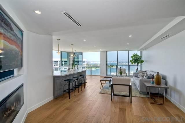 1720 Avenida Del Mundo #1608, Coronado, CA 92118 (#200036075) :: Allison James Estates and Homes