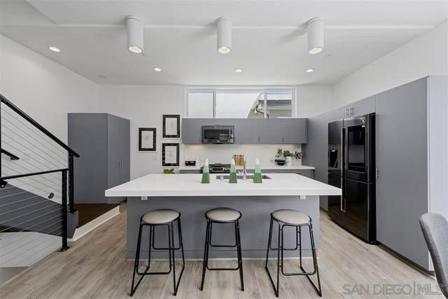 4079 1st Ave #5, San Diego, CA 92103 (#200036463) :: Tony J. Molina Real Estate