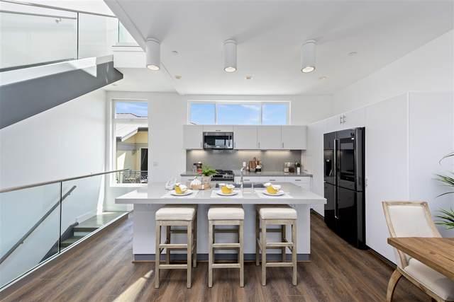 4079 1st Ave #2, San Diego, CA 92103 (#200036473) :: Tony J. Molina Real Estate
