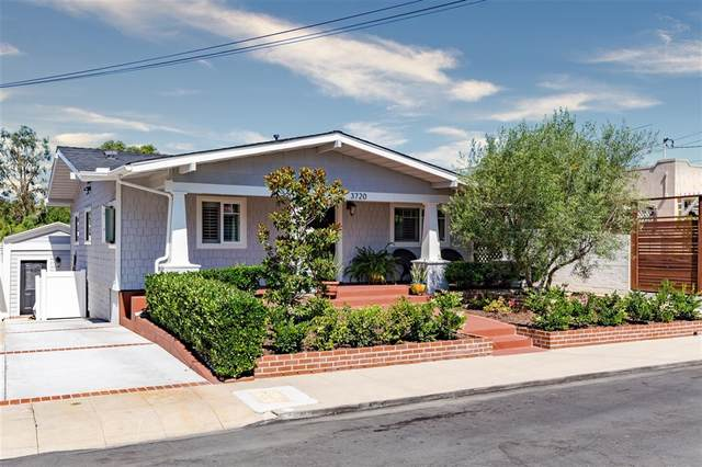 3720 S Crane Place, San Diego, CA 92103 (#200036478) :: The Stein Group