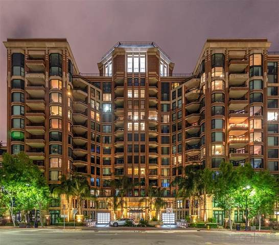 500 W Harbor Drive Ph 1314, San Diego, CA 92101 (#200036564) :: Whissel Realty