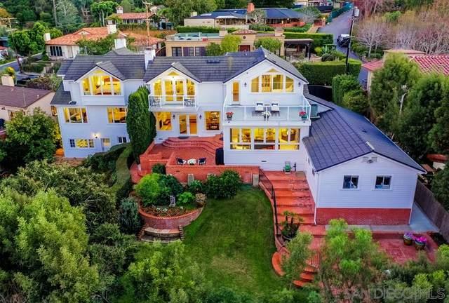 3 E E Roseland Dr, La Jolla, CA 92037 (#200036721) :: Neuman & Neuman Real Estate Inc.