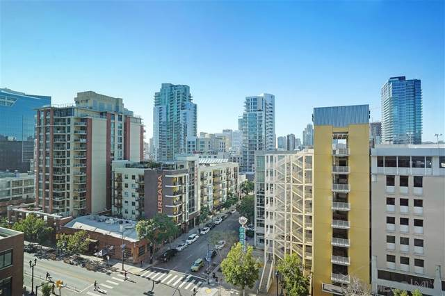 321 10Th Ave #1001, San Diego, CA 92101 (#200036827) :: COMPASS