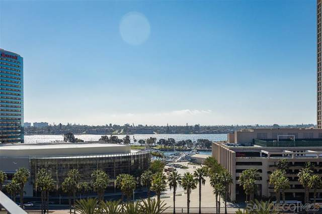 550 Front Street #806, San Diego, CA 92101 (#200036834) :: COMPASS