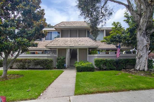3893 Groton Street #1, San Diego, CA 92110 (#200036903) :: The Stein Group