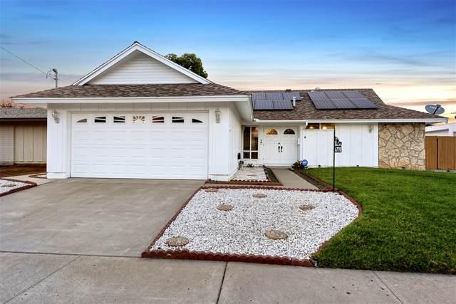 6770 Bamburgh Drive, San Diego, CA 92117 (#200036924) :: Neuman & Neuman Real Estate Inc.